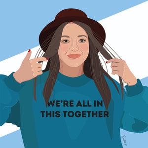 We're All in this Together / Isabelle Poirier