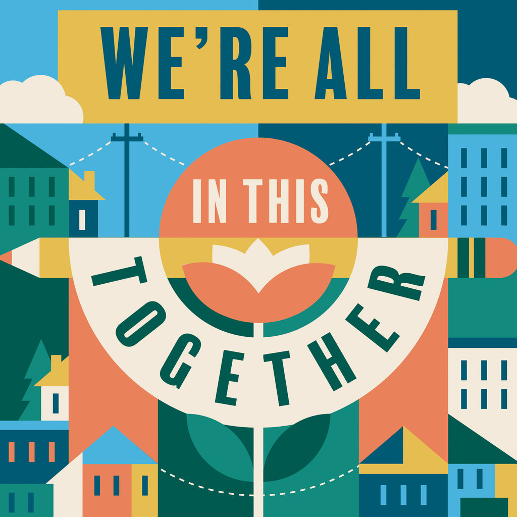 We're All in this Together / Katie Sheedy