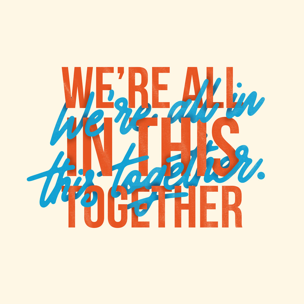 We're All in this Together / Liam Davidson