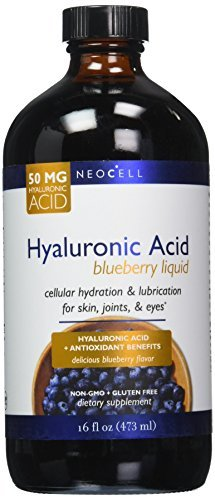 Neocell Hyaluronic Acid Blueberry Liquid 50 mg 16 fl oz