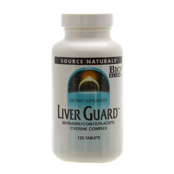 Source Naturals Liver Guard 120 Tablets