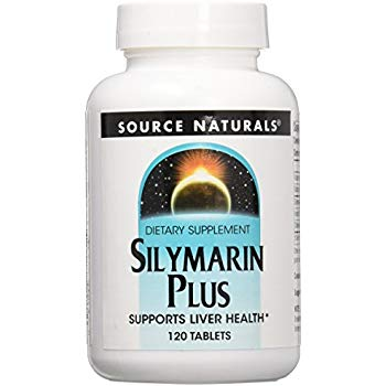 Source Naturals Silymarin Plus 120 Tablets