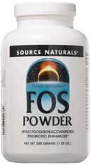 Source Naturals FOS Powder 7.05 oz