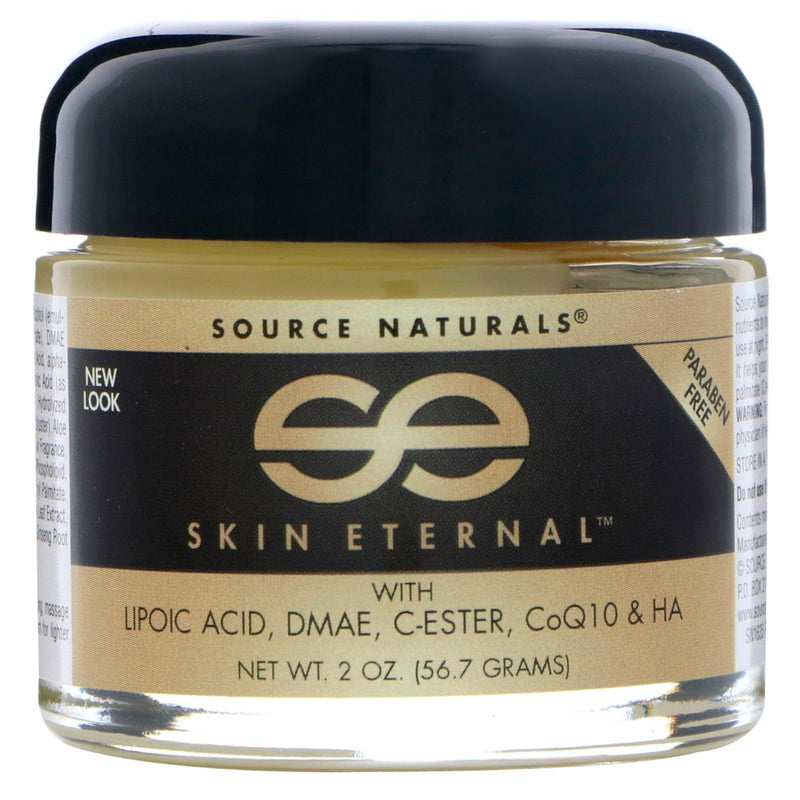 Source Naturals Skin Eternal Cream 2 oz