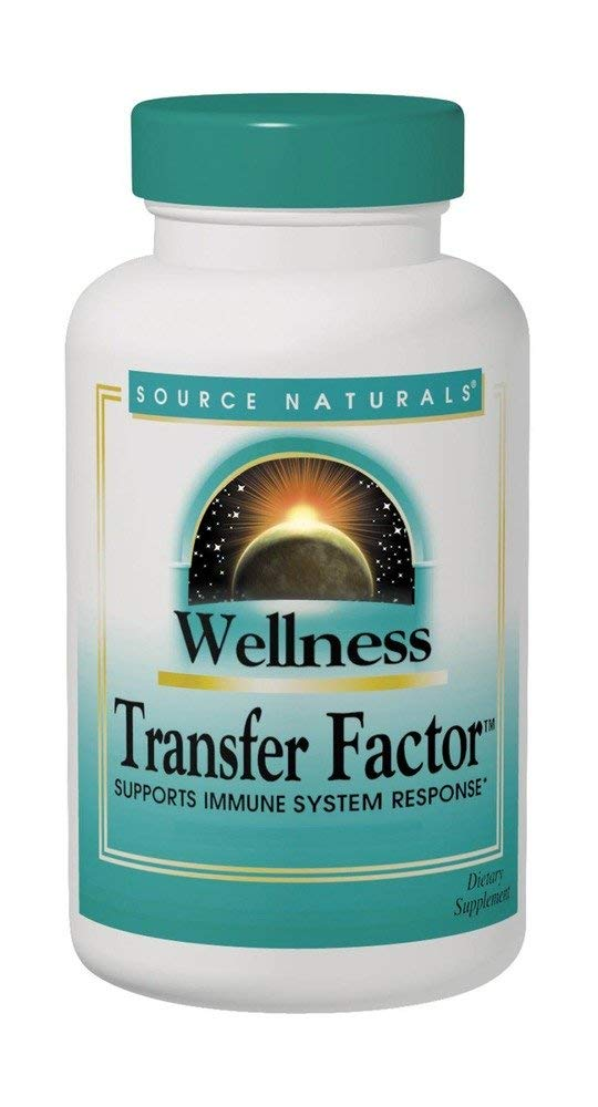 Source Naturals Wellness Transfer Factor 125 mg 60 Capsules