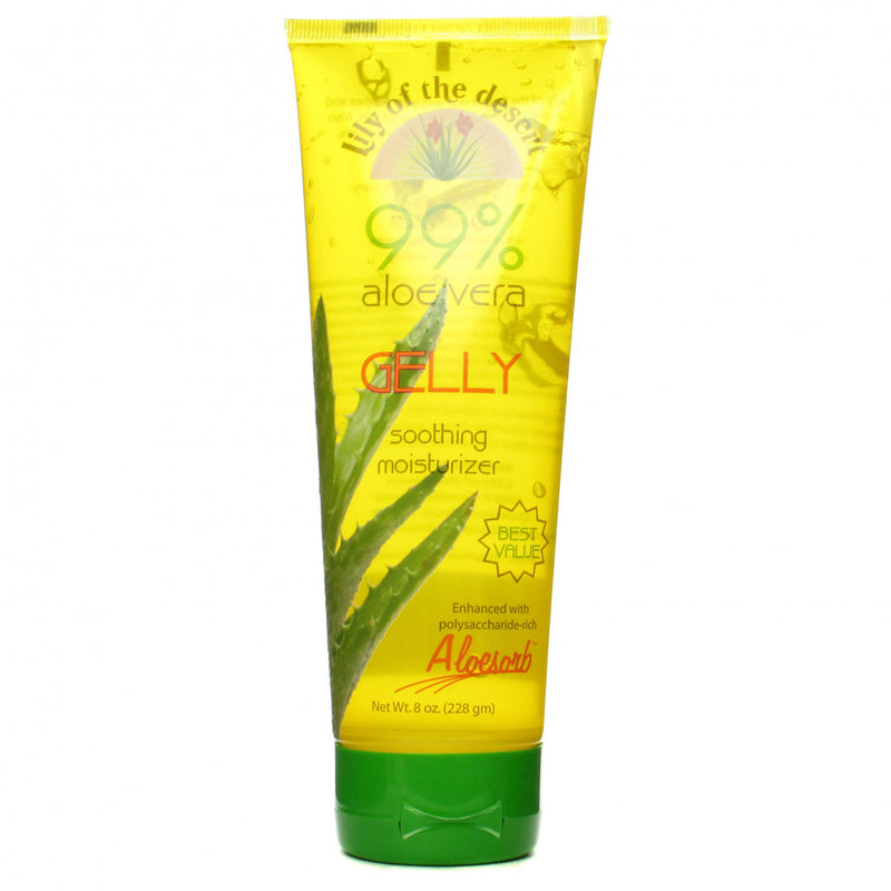 Lily of the Desert 99% Aloe Vera Gelly 8 oz