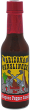 Arizona Gunslinger Jalapeno Pepper Sauce Smokin' Hot   5 fl oz