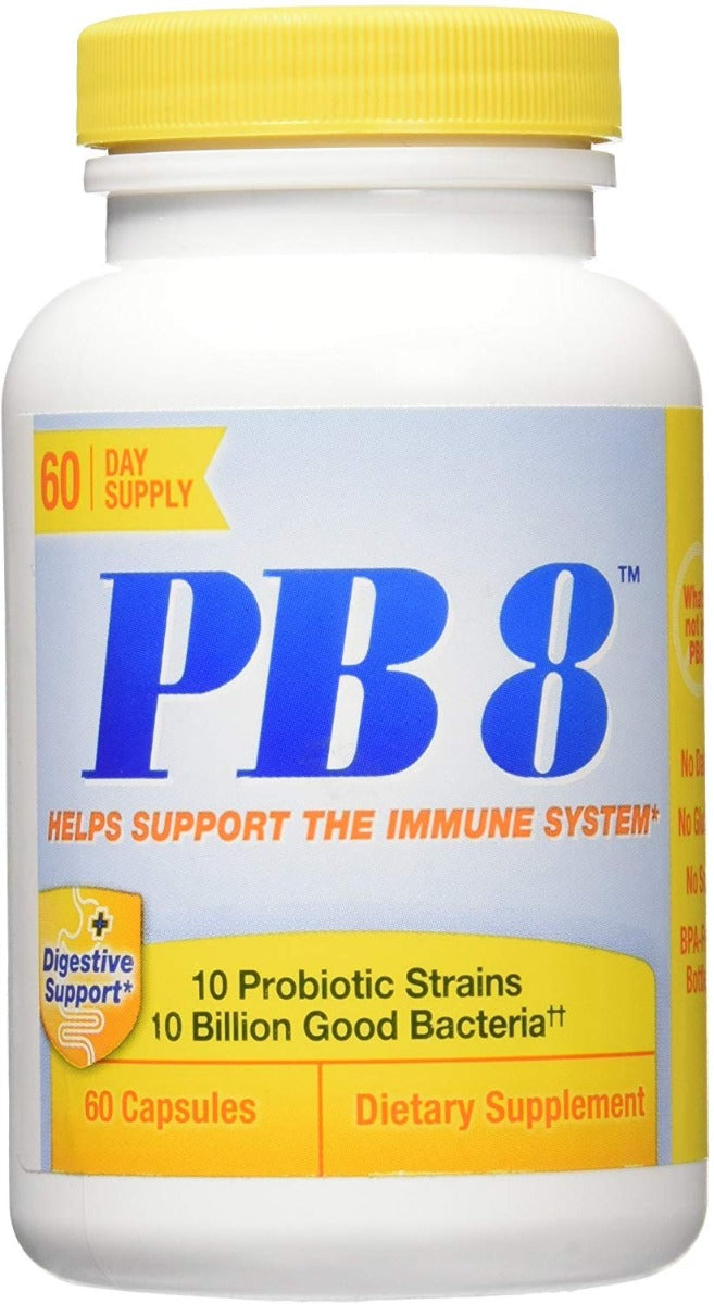 Nutrition Now PB 8 Immune Support 60 Capsules