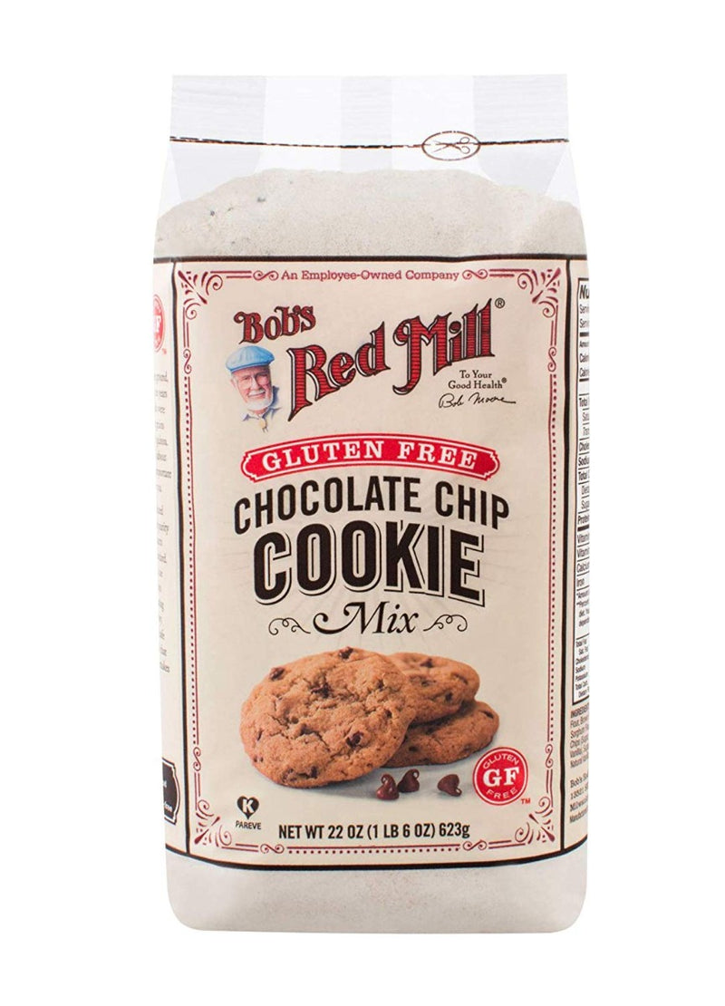 Bob's Red Mill Chocolate Chip Cookie Mix 22 oz