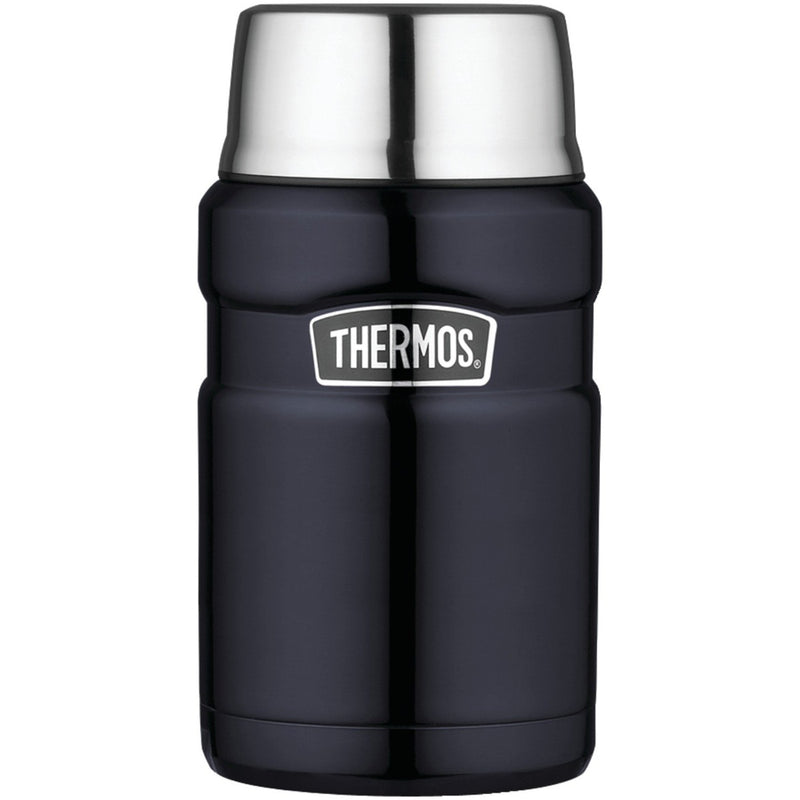 Thermos Stainless King Stainless Steel Food Jar Midnight blue 24 oz