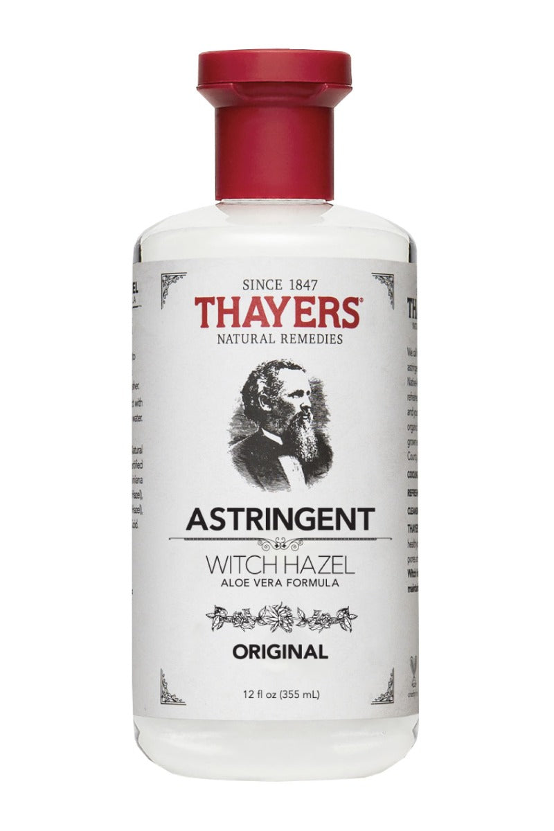 Thayers Astringent Original Witch Hazel 12 fl oz