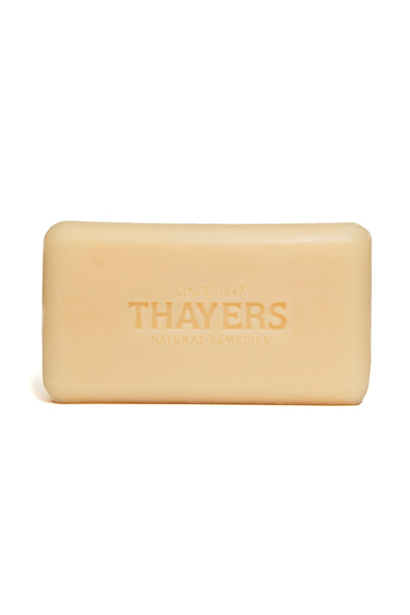 Thayers Witch Hazel Aloe Vera Formula Body Bar Citrus 5 oz