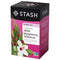 Stash Herbal Tea Wild Raspberry Hibiscus 20 Tea Bags