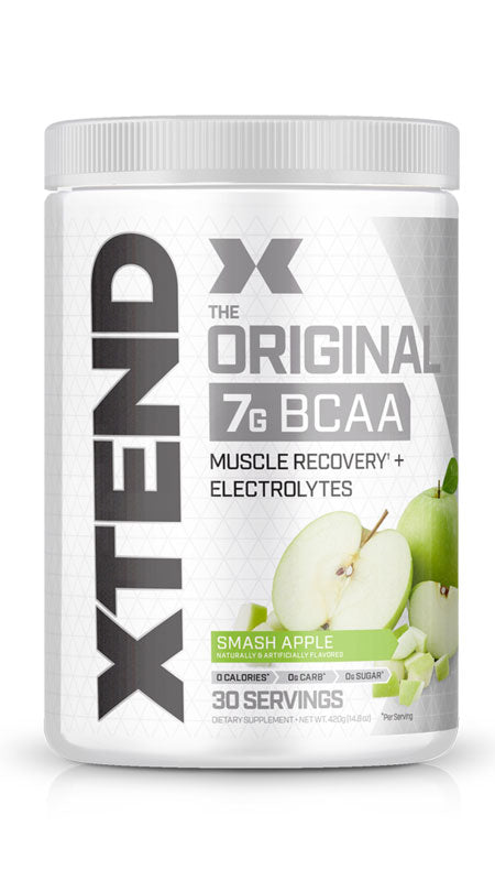 Scivation Xtend BCAAs Green Apple 30 Servings 14.0 oz