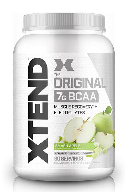 Scivation Xtend BCAAs Green Apple 90 Servings 43.8 oz