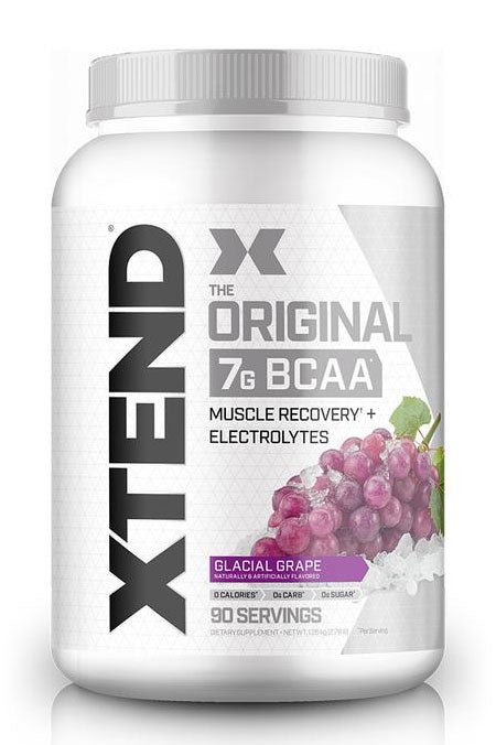 Scivation Xtend BCAAs Grape 90 Servings 41.4 oz