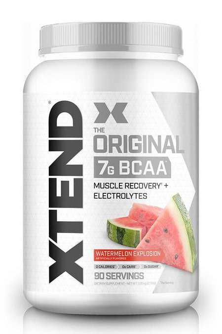 Scivation Xtend BCAAs Watermelon 90 Servings 40.6 oz