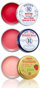 Rosebud Perfume Smiths Three Lavish Layers of Lip Balm 1 Lip Balm Set