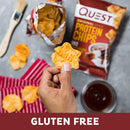 Quest Nutrition Protein Chips BBQ (8 Pack)