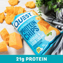 Protein Chips Cheddar & Sour Cream  (8 Pack)