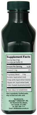 Essiac Herbal Supplement Extract Formula 10.5 oz