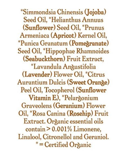 Badger Seabuckthorn Hair Oil 2 fl oz