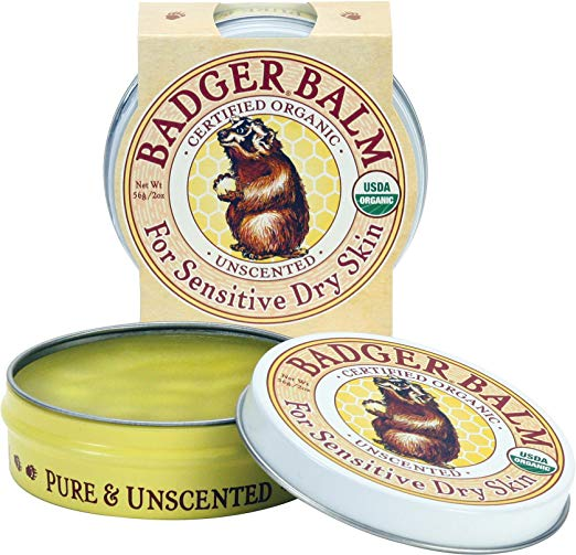 Badger Badger Balm Unscented  2 oz