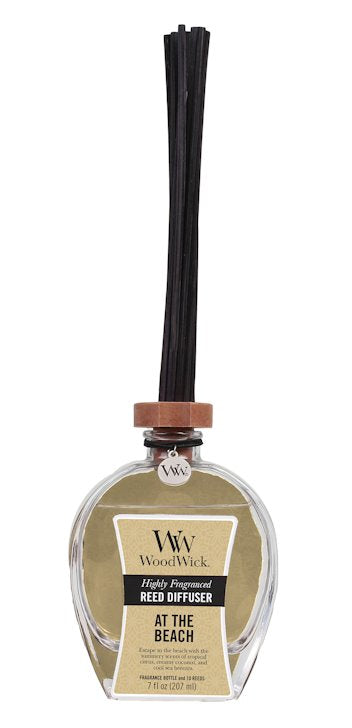 WoodWick Reed Diffuser At the Beach 7 fl oz