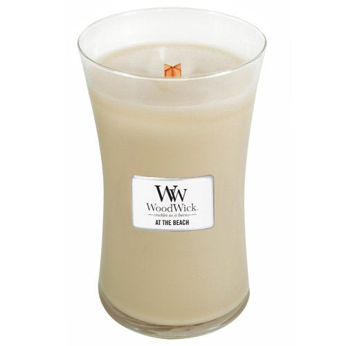 WoodWick Jar Candle At The Beach 22 oz