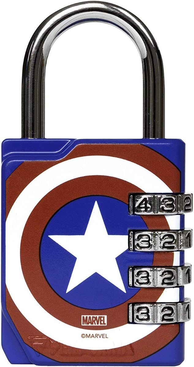 Performa Performa Gym Lock Captain America 1 Count