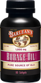 Barlean's Borage Oil 1,000 mg 60 Softgels