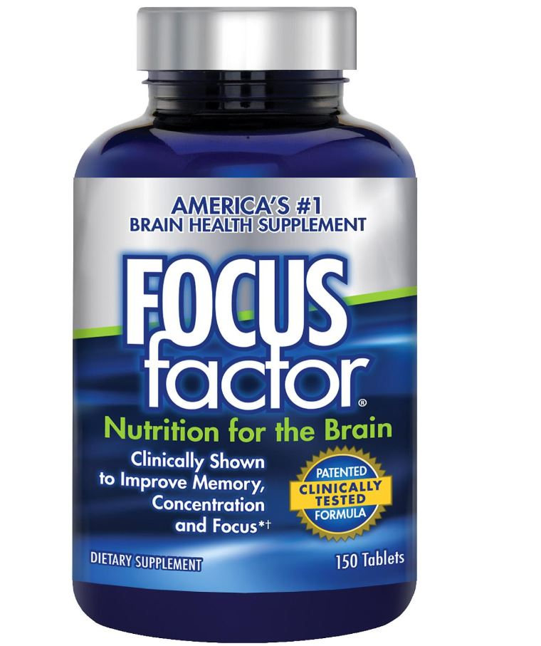FOCUS factor Focus factor 150 Tablets