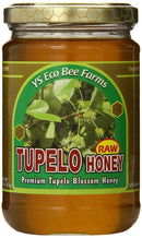 Y.S Eco Bee Farms Tupelo Raw Honey 13.5 oz
