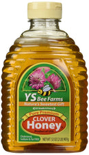 Y.S Eco Bee Farms Pure Premium Clover Honey 32 oz