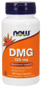 Now Foods DMG 125 mg 100 Veg Capsules