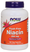 Now Foods Flush-Free Niacin 250 mg 180 Veg Capsules