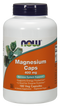 Now Foods Magnesium Caps 400 mg 180 Veg Capsules