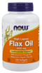 Now Foods High Lignan Flax Oil 1,000 mg 120 Softgels