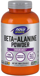 Now Foods Beta-Alanine 17.6 oz