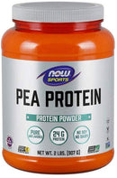 Now Foods Pea Protein Natural Unflavored 2 lb