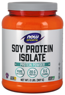 Now Foods Soy Protein Isolate Natural Unflavored 2 lb