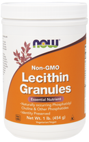Now Foods Lecithin Granules 1 lb