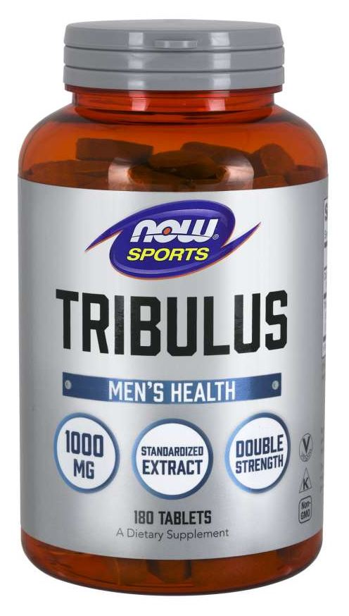Now Foods Tribulus 1,000 mg 180 Tablets