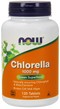 Now Foods Chlorella 1,000 mg 120 Tablets