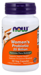 Now Foods Womans Probiotic 20 Billion 50 Veg Capsules