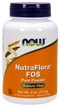 Now Foods Nutra Flora FOS 4 oz