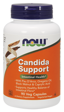Now Foods Candida Support 90 Veg Capsules