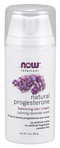 Now Foods Natural Progesterone calming lavender 3 oz