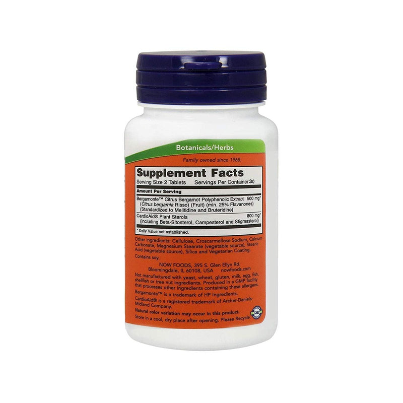 Now Foods Cholesterol Pro 60 Tablets