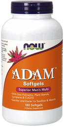Now Foods ADAM 180 Softgels